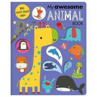 My Awesome Animal Book -- Board book