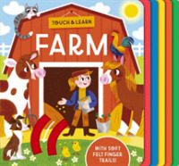 Link to an enlarged image of Touch and Learn Farm (Touch and Learn) -- Board book