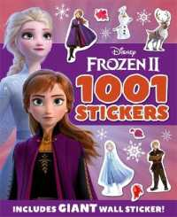 Link to an enlarged image of Disney Frozen 2 1001 Stickers -- Paperback / softback