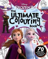 Link to an enlarged image of Disney Frozen 2 the Ultimate Colouring Book (Mammoth Colouring) -- Paperback / softback
