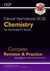Link to an enlarged image of New Grade 9-1 Edexcel International Gcse Chemistry: Complete Revision & Practice with Online Edition -- Paperback / softback