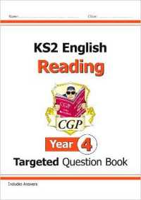 Link to an enlarged image of New Ks2 English Targeted Question Book: Reading - Year 4 -- Paperback / softback