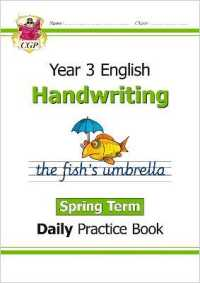 Link to an enlarged image of New Ks2 Handwriting Daily Practice Book: Year 3 - Spring Term -- Paperback / softback