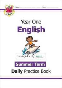 Link to an enlarged image of New Ks1 English Daily Practice Book: Year 1 - Summer Term -- Paperback / softback