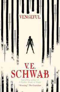 Link to an enlarged image of Vengeful (The Villains Series, Book #2) -- Paperback / softback