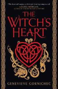 Link to an enlarged image of Witch's Heart -- Paperback / softback