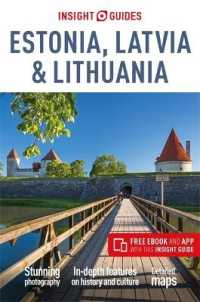 Link to an enlarged image of Insight Guides Estonia, Latvia & Lithuania (Insight Guides) (6th)