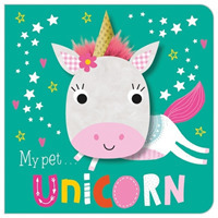 Link to an enlarged image of Unicorn? -- Board book