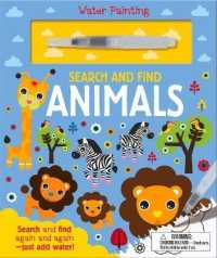 Link to an enlarged image of Search and Find Animals (Water Painting Search and Find) (BRDBK)