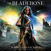 Link to an enlarged image of The Bladebone (Khorasan Archives) (MP3 Unabridged)