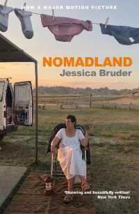 Link to an enlarged image of Nomadland : Academy Award Winner: Best Picture, Best Director & Best Actress -- Paperback / softback