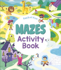 Link to an enlarged image of Pocket Fun: Mazes Activity Book -- Paperback / softback