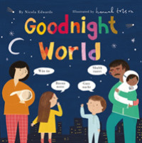 Link to an enlarged image of Goodnight World -- Paperback / softback