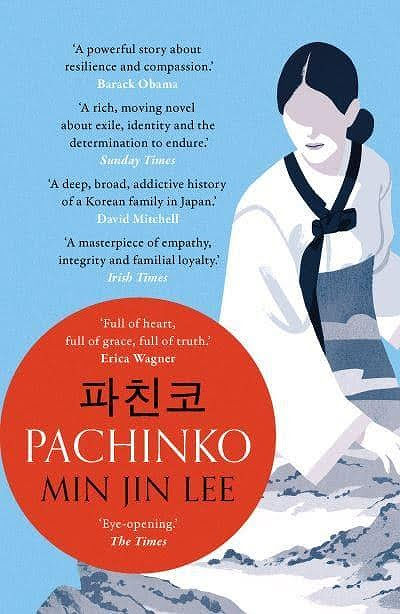 Link to an enlarged image of Pachinko : The New York Times Bestseller -- Paperback / softback (Reissue)