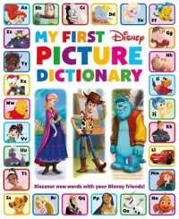 Link to an enlarged image of Disney My First Picture Dictionary -- Hardback