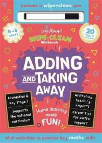 Link to an enlarged image of Leap Ahead Wipe Clean Workbook: Adding & Taking Away 4-6