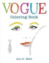 Books Kinokuniya Vogue Adult Coloring Book CLR CSM Webb Iain