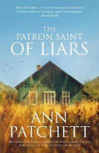 Link to an enlarged image of Patron Saint of Liars -- Paperback / softback