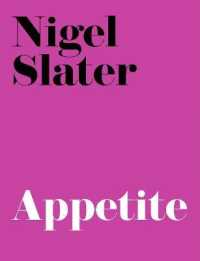 Link to an enlarged image of Appetite -- Paperback / softback