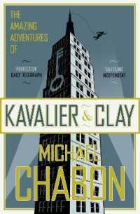 Link to an enlarged image of Amazing Adventures of Kavalier and Clay -- Paperback / softback