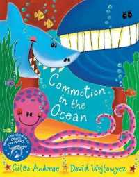 Link to an enlarged image of Commotion in the Ocean -- Paperback / softback