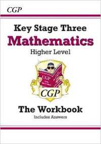 Link to an enlarged image of Ks3 Maths Workbook (with Answers) - Higher -- Paperback / softback