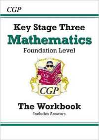 Link to an enlarged image of Ks3 Maths Workbook (with Answers) - Foundation -- Paperback / softback