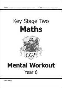 Link to an enlarged image of Ks2 Mental Maths Workout - Year 6 -- Paperback / softback
