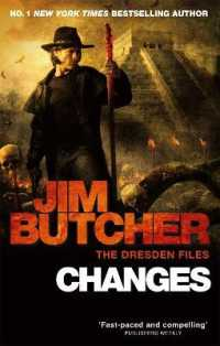 Link to an enlarged image of Changes : The Dresden Files, Book Twelve (Dresden Files) -- Paperback / softback