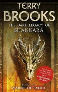 Link to an enlarged image of Wards of Faerie : Book 1 of the Dark Legacy of Shannara (Dark Legacy of Shannara) -- Paperback / softback
