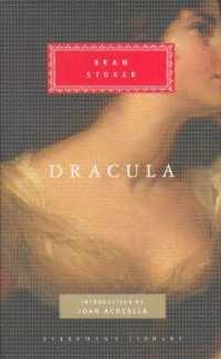 Link to an enlarged image of Dracula -- Hardback