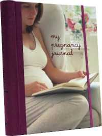 Link to an enlarged image of My Pregnancy Journal -- Record book