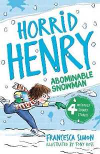 Link to an enlarged image of Abominable Snowman : Book 16 (Horrid Henry) -- Paperback / softback