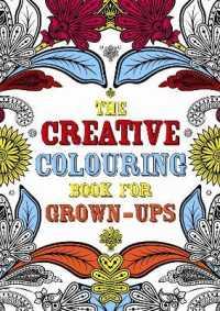 Books Kinokuniya The Creative Colouring Book For Grown Ups CLR
