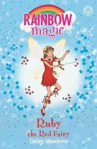 Link to an enlarged image of Ruby the Red Fairy : The Rainbow Fairies Book 1 (Rainbow Magic: the Rainbow Fairies) (New)