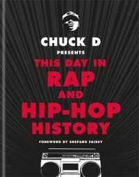 Link to an enlarged image of Chuck D Presents This Day in Rap and Hip-hop History