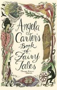 Link to an enlarged image of Angela Carter's Book of Fairy Tales -- Hardback