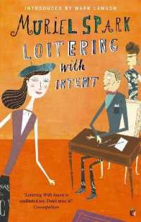 Link to an enlarged image of Loitering with Intent (Virago Modern Classics) -- Paperback / softback