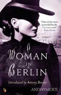 Link to an enlarged image of Woman in Berlin (Virago Modern Classics) -- Paperback / softback