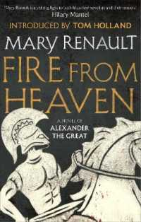 Link to an enlarged image of Fire from Heaven : A Novel of Alexander the Great: a Virago Modern Classic (Virago Modern Classics) -- Paperback / softback
