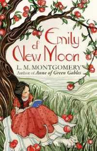 Link to an enlarged image of Emily of New Moon (Emily Trilogy)