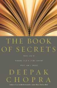 Link to an enlarged image of Book of Secrets : Who am I? Where did I come from? Why am I here? -- Paperback / softback