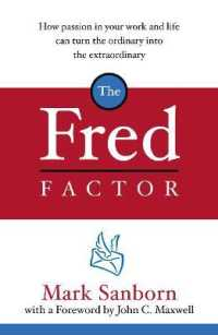 Link to an enlarged image of Fred Factor -- Paperback / softback