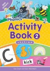 Link to an enlarged image of Jolly Phonics Activity Book 2 : in Precursive Letters (British English edition) (Jolly Phonics: Activity Book) -- Paperback / softback (UK ed.)