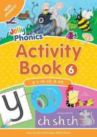 Link to an enlarged image of Jolly Phonics Activity Book 6 : In Precursive Letters (British English edition) (Jolly Phonics: Activity Book) -- Paperback / softback (UK ed.)