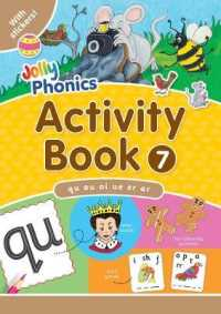 Link to an enlarged image of Jolly Phonics Activity Book 7 : In Precursive Letters (British English edition) (Jolly Phonics: Activity Book) -- Paperback / softback (UK ed.)