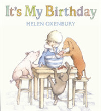 Link to an enlarged image of It's My Birthday -- Paperback / softback