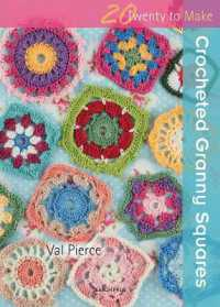 Link to an enlarged image of Crocheted Granny Squares (Twenty to Make)