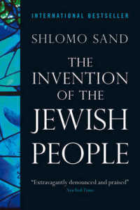 Link to an enlarged image of The Invention of the Jewish People