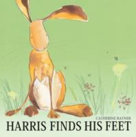 Link to an enlarged image of Harris Finds His Feet -- Paperback
